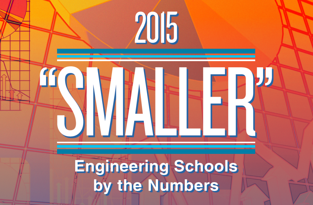 """Smaller"" Engineering by the Numbers (2015)"